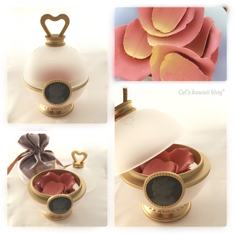 Laduree face color rose