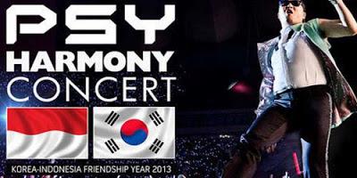 6 Juli, PSY Akan Konser di Indonesia