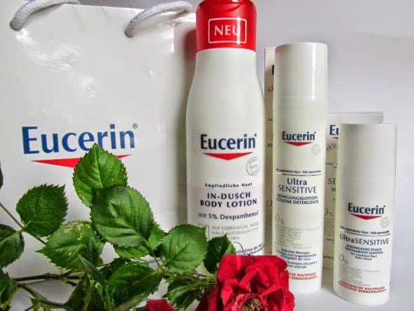 Beautypress Blogger Event - Goodie Bags - Eucerin