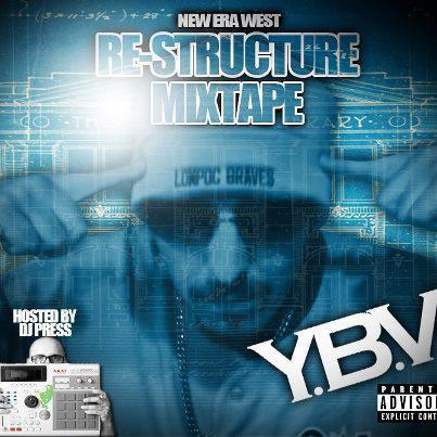 YBV - Re-Structure Mixtape - 2012