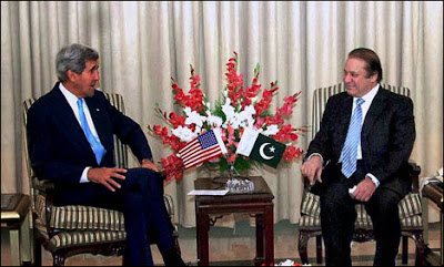 nawaz meating,john karry secretary,usa secretary meating with nawaz