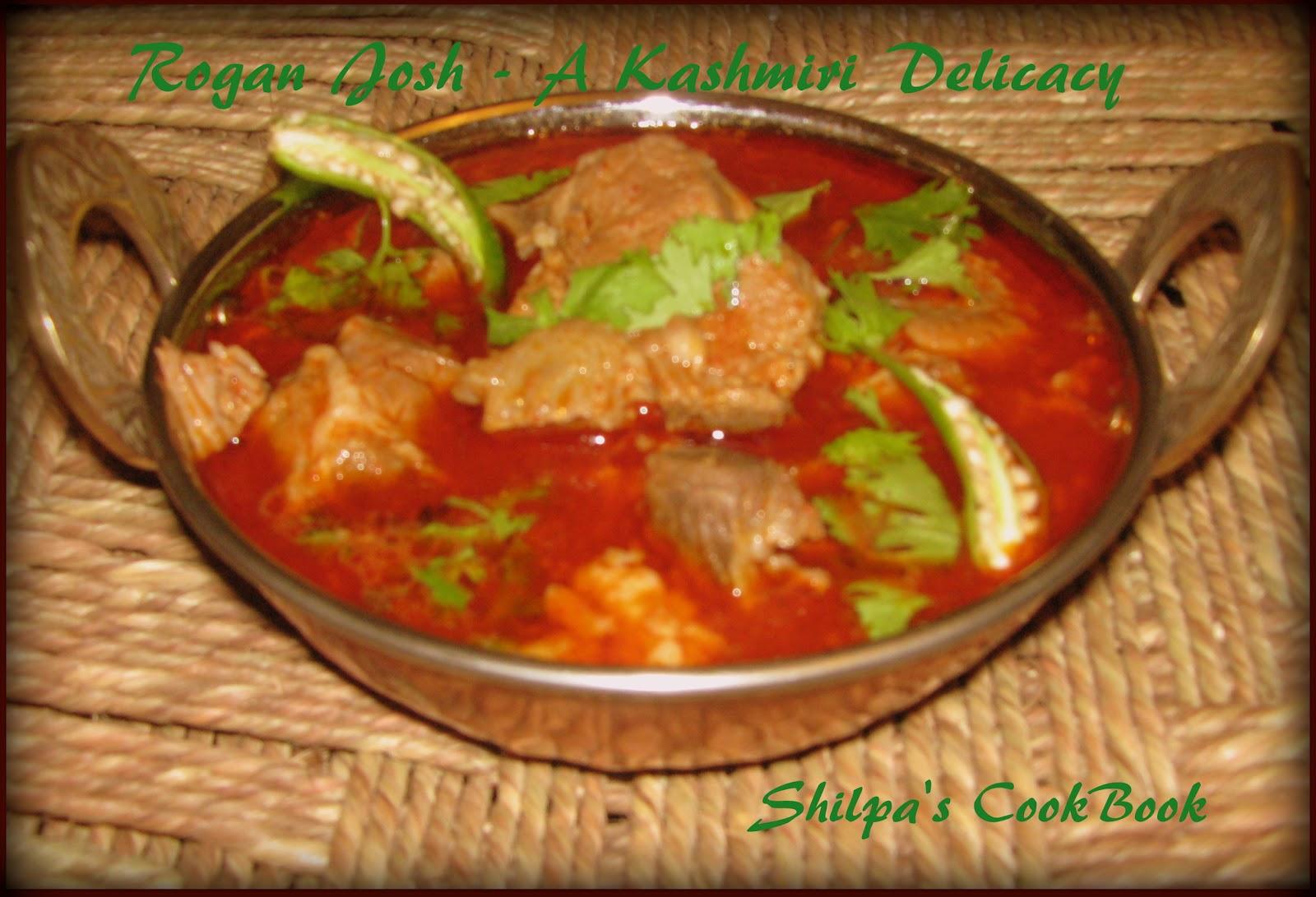 Rogan josh (or roghan josh) is an aromatic lamb dish of Persian origin ...