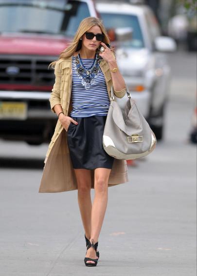 Olivia Palermo Streetstyle