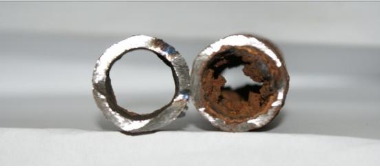 Накипь и шум в водяных теплообменниках литературно-патентный обзор теплообменника труба в трубе