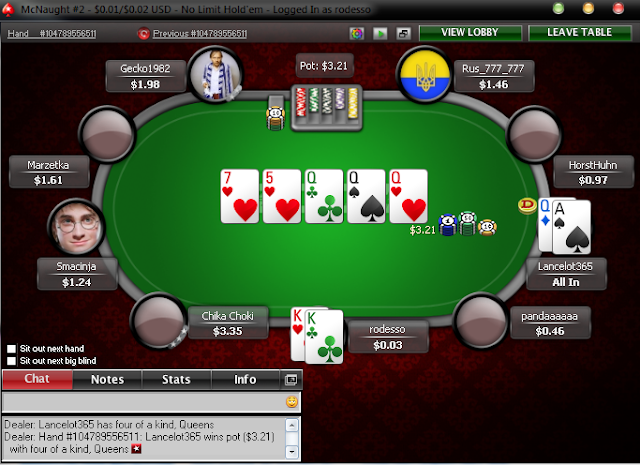 Poker sites rigged proof