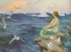 Mermaid, Charles Padday