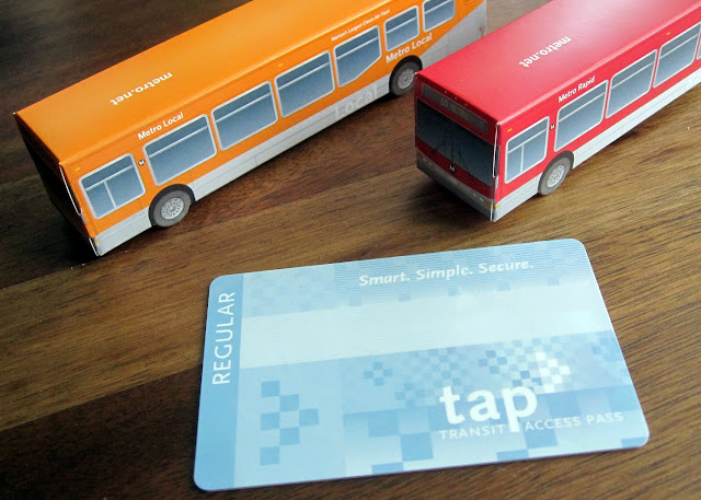 TfL Bus Maps