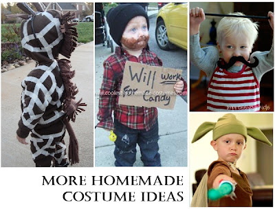 Here are some more homemade Halloween costumes ideas that can be made at home but still  sc 1 st  Best Holiday Pictures & Homemade Halloween costumes ideas for kids | Best Holiday Pictures