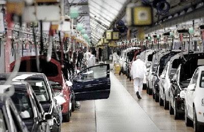 Industria Automotriz Mexicana con cifras positivas