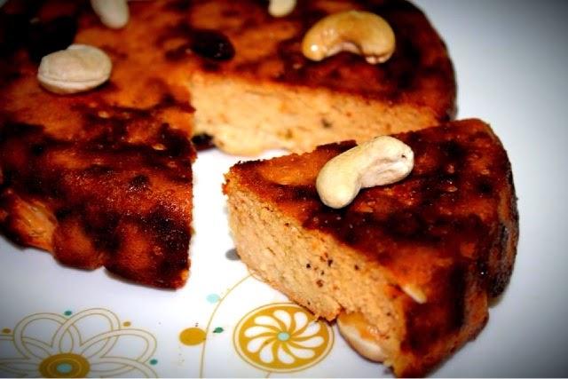 Only Indian Food Chhena Poda Paneer Cake