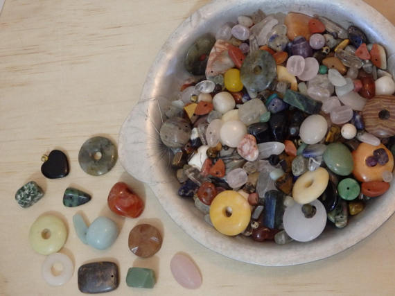 Gemstone Bead Soup