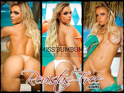Revista Sexy - Indianara Carvalho - Fotos Digitais e Making Of