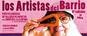 Con Los artistas del barrio 2014 y 2012