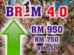 Bajet 2015: BR1M Naik Sehingga RM950