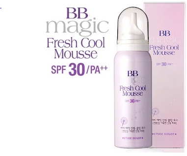 Etude House BB Magic Fresh Cool Mousse