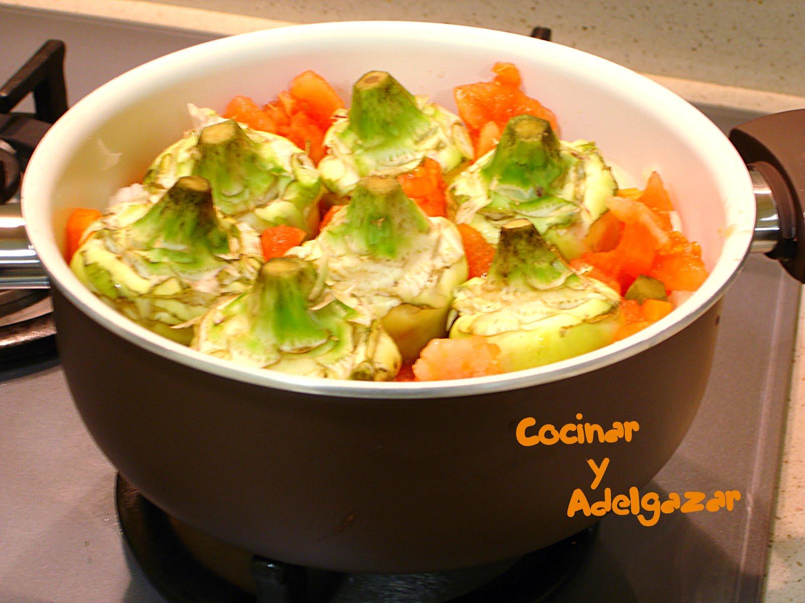 Cocinar y adelgazar verduras de invierno for Cocinar y adelgazar