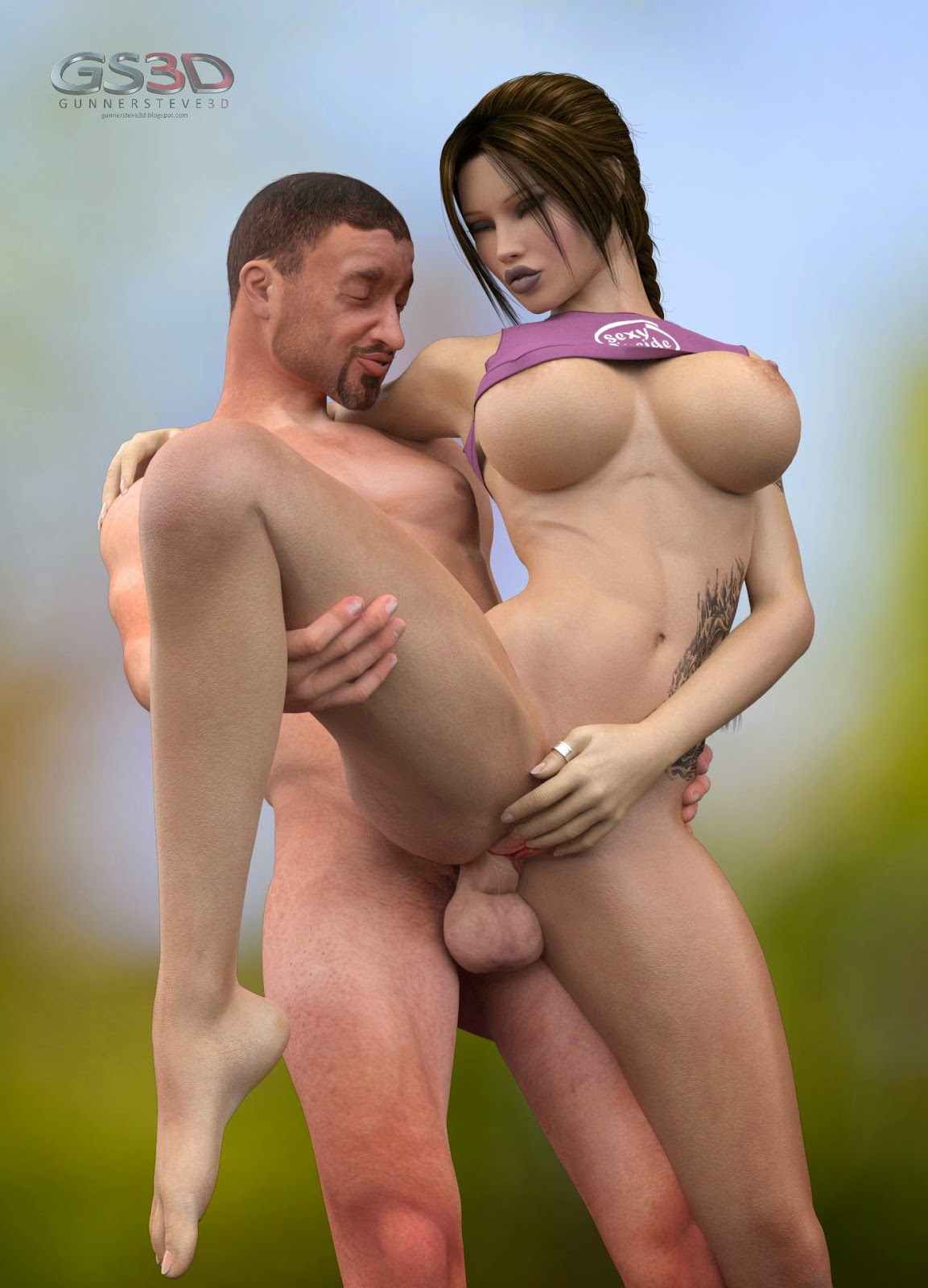Nude skyn 3d jizzart naked pics