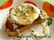 Benediktínske vajcia - recept