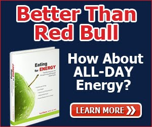 Eating for Energy - Raw Food Diet