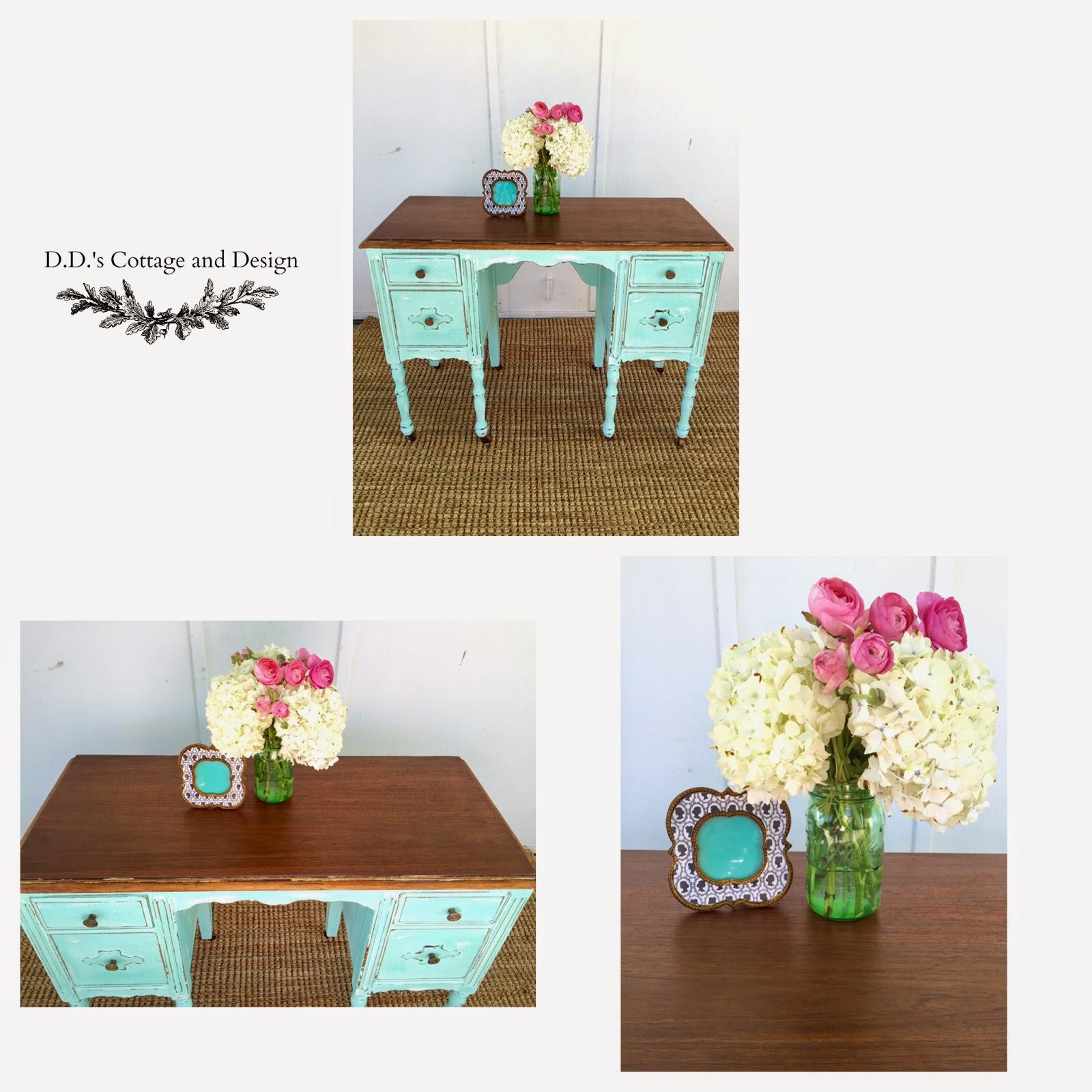 Coastal Bliss Vanity/Desk