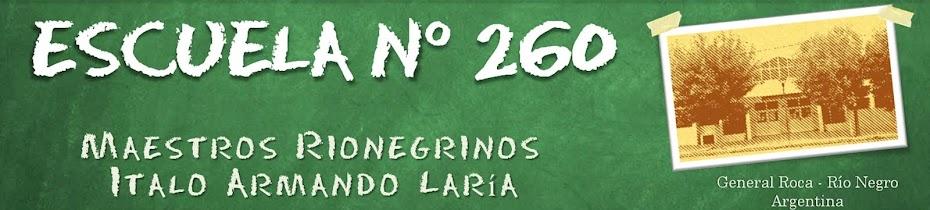 Escuela Nº 260 de General Roca - Rio Negro