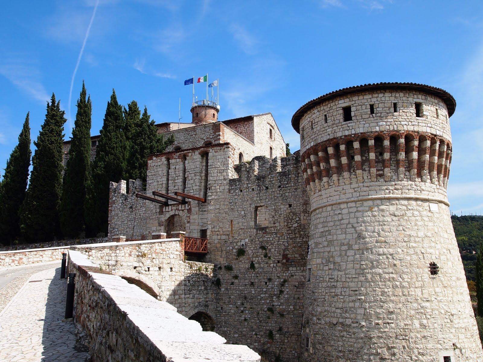 Top World Travel Destinations Brescia Italy