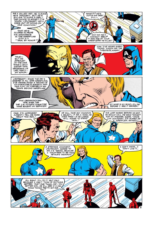 Captain America (1968) Issue #271 #187 - English 9