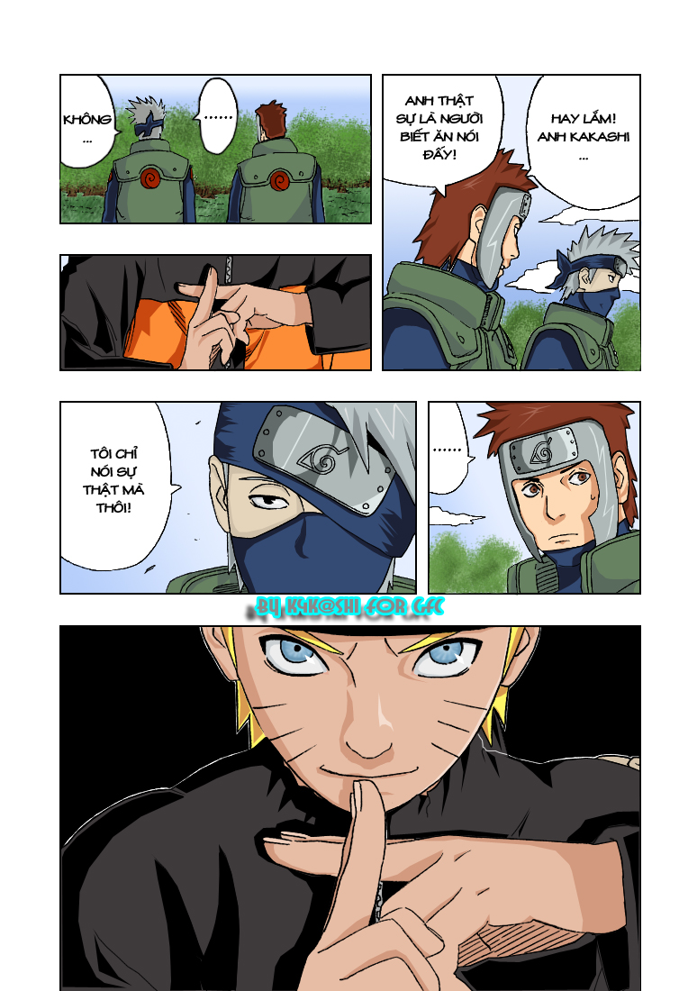 Naruto chap 321.Color Trang 13 - Mangak.info