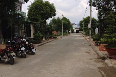 Con đường đi vào nhà