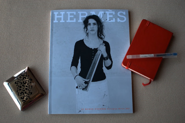 hermes magazine gt fashion diary