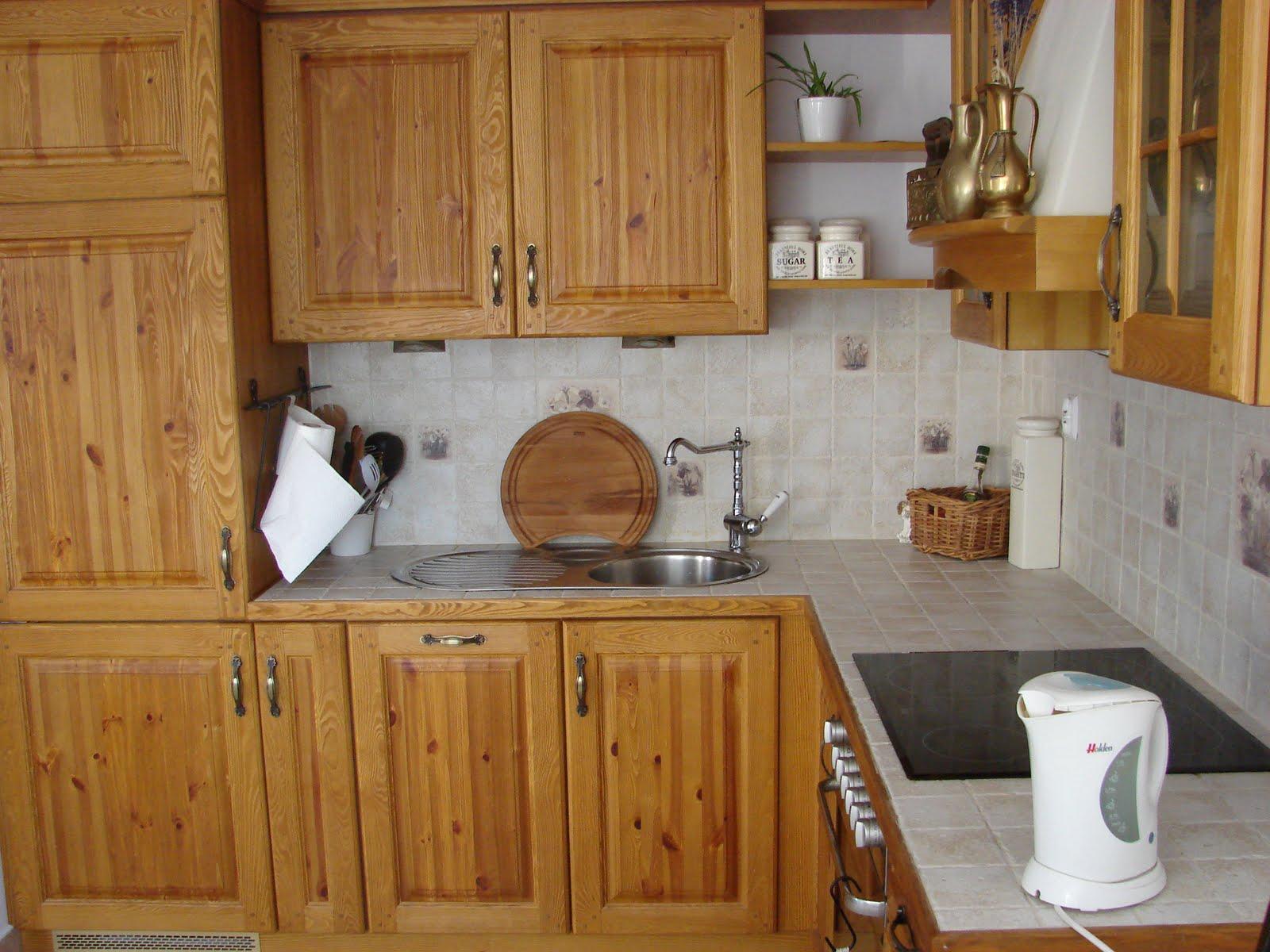 Home Harmony Kuchnia rustykalna -> Kuchnia Nowoczesno Rustykalna