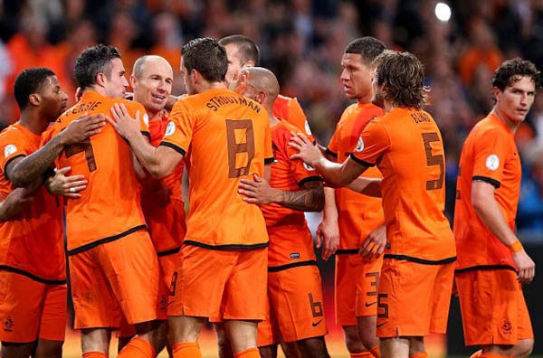 netherlands squad for the 2014 fifa world cup