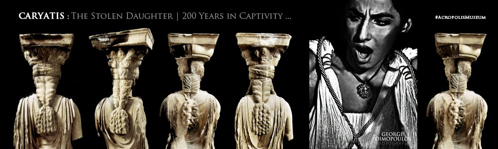 Join the Cause : Support the Return of the Parthenon Marble Antiquities to their Birthplace ...