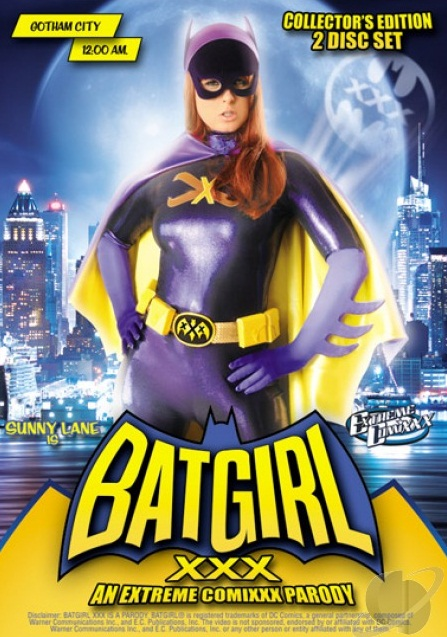 Watch Movie Batgirl XXX - An Extreme Comixxx Parody