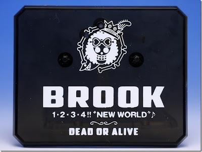 Figuarts ZERO One Piece Brooks New World