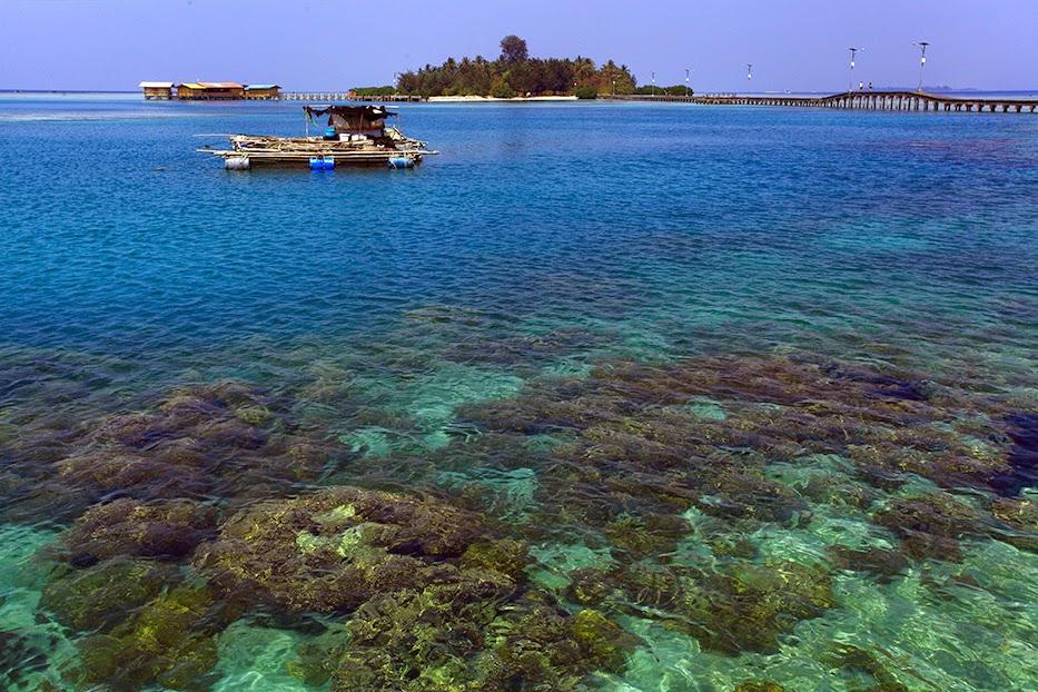 Menemukan Cinta Di Pulau Tidung