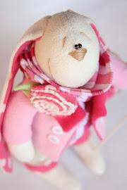 Авторские игрушки Натальи Костиковой