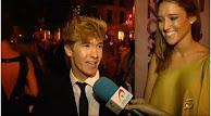 Entrevista noticias Telecinco.