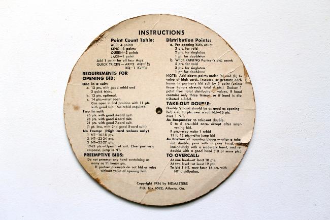 auction bidding wheel
