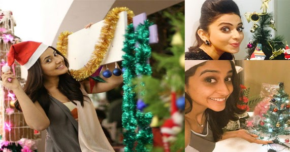 HQ Pics n Galleries !!: Tollywood Celebrities Christmas ...
