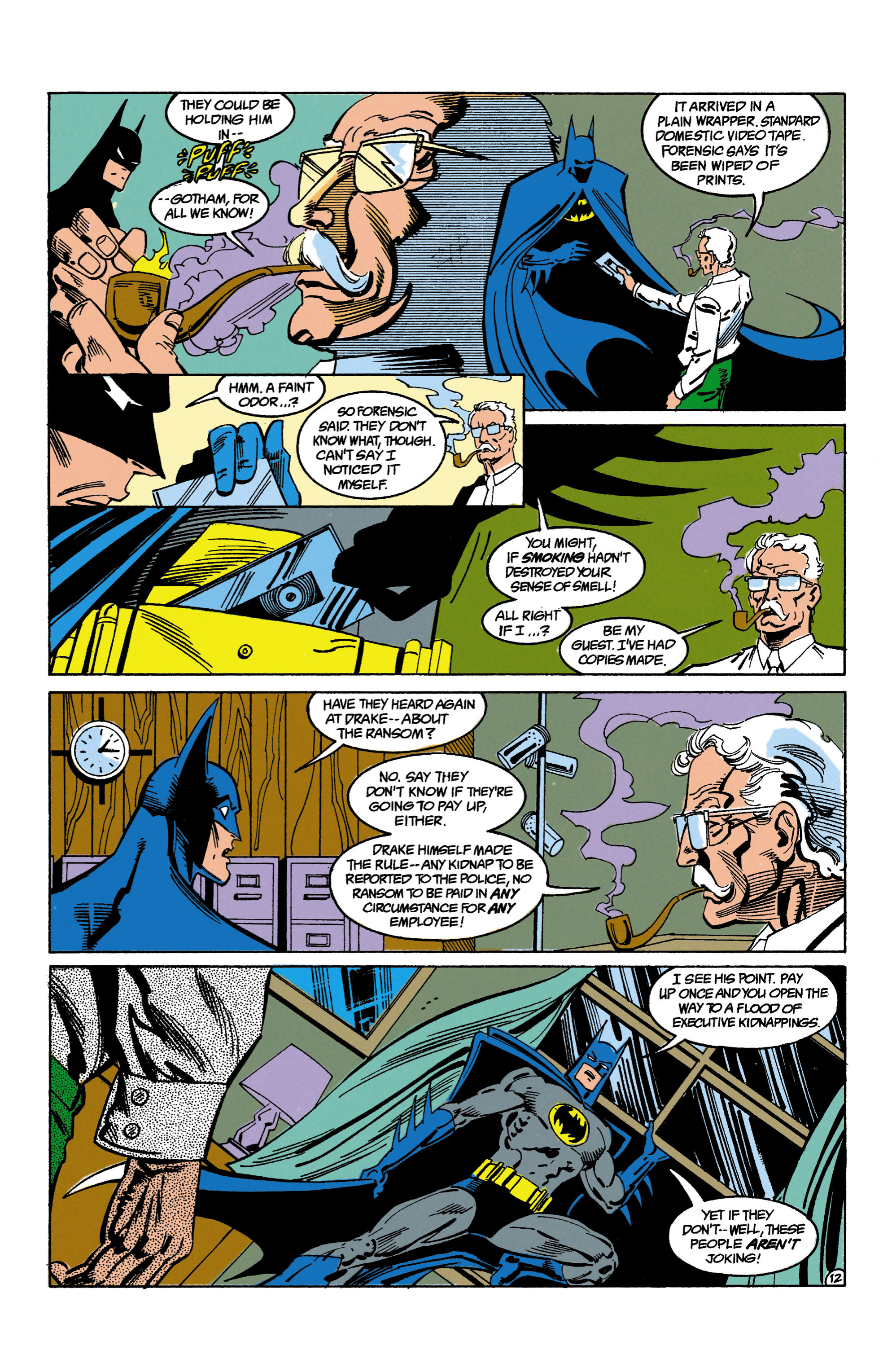 Detective Comics (1937) Issue #619 Page 13
