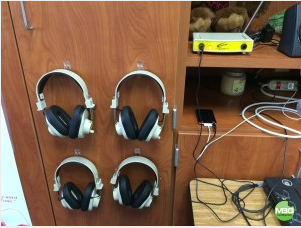 Matt Gomez's Listening Center