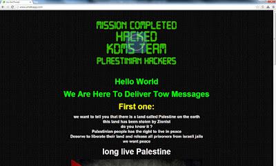"""Algunos usuarios del servicio han informado puntualmente de la imposibilidad de descargarse las fotoscompartidas entre usuarios. El ataque se lo atribuye un grupo de hackers Palestino que ha dejado un mensaje en la página web de WhatsApp. Según informan desde cnet, la página Web de WhatsApp habría sufrido un ataque por parte de protestantes Palestinos esta misma mañana. En concreto se trata del equipo KDMS según ha aparecido en la """"home"""" de WhatsApp, un nuevo grupo de hackers Palestinos. El servicio de mensajería WhatsApp tan popular parece haberse visto afectada en cierta medida, con alguna de sus funcionalidades que podrían"""