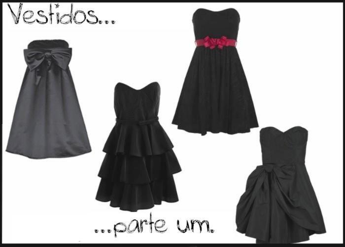 Moda de hoje em dia.: Chegando ao ponto! Tema: Vestidos Simples e