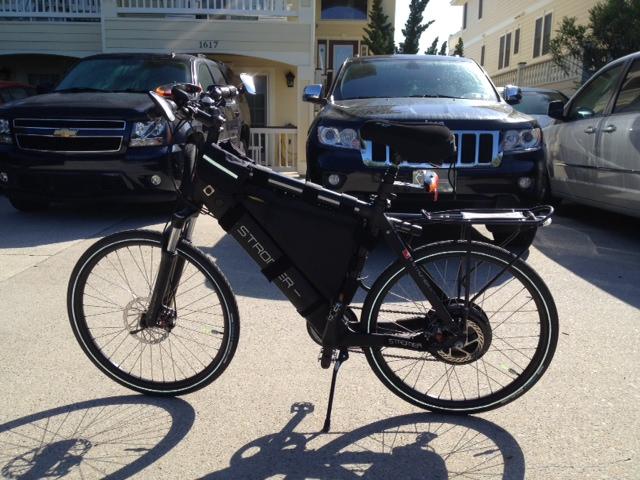 lamonts electric bike frame bag