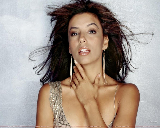 Eva Longoria Hollywood Actress Wallpaper