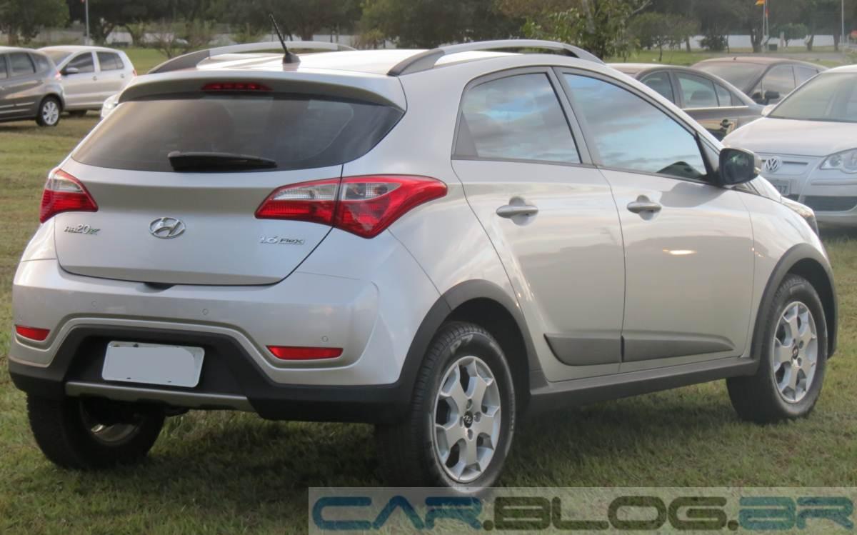 Hyundai HB20 1.6 Flex x VW Gol 1.6 16V Flex