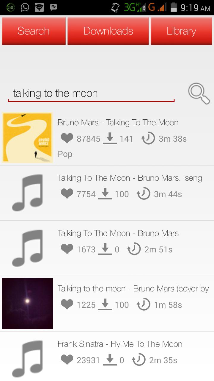 Aplikasi Musik Terbaik Untuk Download Dan Pemutar Musik di Android