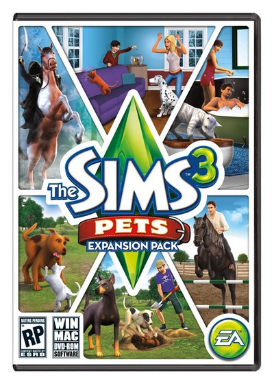 Download Game The Sims 3 : Pets Full