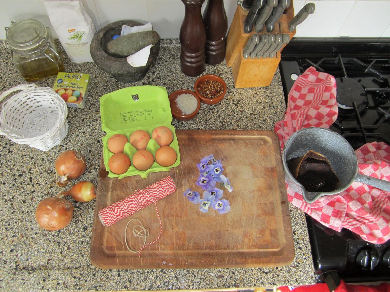 E strea chikitu versier een ei - Versier een kleine woonkamer ...